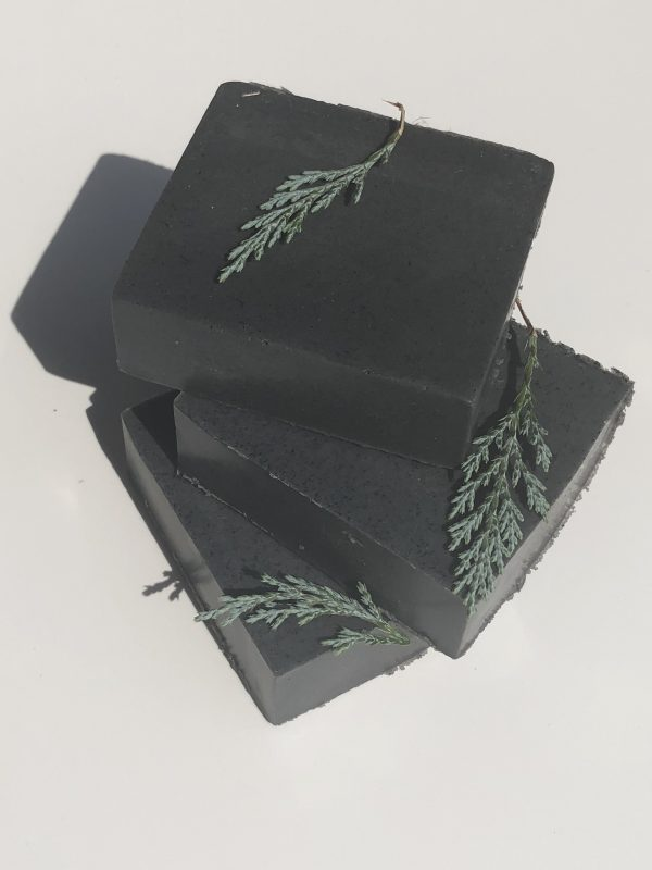 Charcoal Soap
